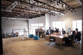 Featured Story: Scout Branding | Loft office, Open floor and ...