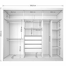 closet design dimensions. Bedroom Closets Closet Design Dimensions L