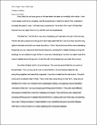 class field trips short essay term paper two field trips chelsea this preview has intentionally blurred sections sign up to view the full version