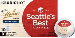 Of all the cities in the world, seattle is known as having some of the best java in the world. Seattle S Best Coffee Smooth Roasted Premium Coffee
