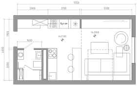 30 square meters with floor plans