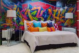 diy wall art graffiti bedroom on graffiti wall art bedroom with diy wall art party everydaytalks