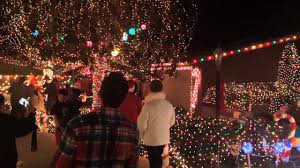 Garrison Street Lights Point Loma Garrison Street Point Loma Christmas Lights