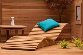 Small Picture wooden sun loungers contemporary outdoor furniture design ideas