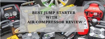 Air Compressor Comparison Chart Best Jump Starter With Air Compressor 2019 Top 10 Picks