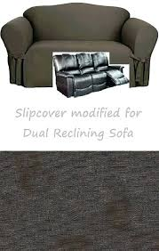 sure fit recliner slipcovers recl slipcover couch covers for recls sure fit recl cover full with