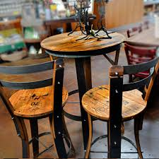 full size of remarkable wine barrel high top table chairs bistro set world of the tall