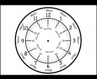 Time Printable Clock Face 4 Worksheets Free Printable