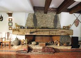 rustic fireplaces rustic fireplace pictures and ideas alluring design ideas