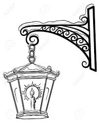 Street Lamp Stock Illustrations Cliparts And Royalty Free Street