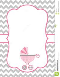 Baby Shower Templates For Word Baby Shower Templates Wedding 9