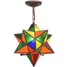 ceiling lights metal star light fixture floor lamps red pendant light moravian star flush mount