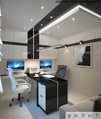 it office design ideas. Home Office Design Ideas In The Hi-tech Style It
