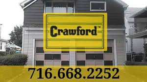 crawford garage doorsGarage Door Service Repair in Buffalo New York by Crawford Door of