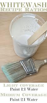 how to whitewash oak furniture. Whitewash Recipe Ratios + TurorialGood To Know! How Oak Furniture D