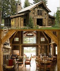 Barn Houses Log Homes Converted Home Design Now This In Our Humble Opinion  Is A Seriously