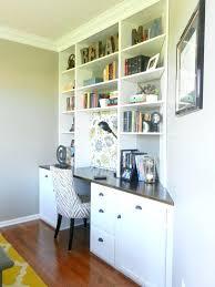 modern diy built in desk cabinets minimalist unique design ofbuilt shelves over ins with