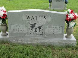 Iva Essary Watts (1912-2002) - Find A Grave Memorial