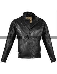 metal gear solid v snake biker jacket