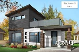 modern house plans. Unique House Color Version 3  Front 2storey 2 Bedroom Small And Tiny Modern House With In House Plans 9