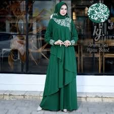 Pusat grosir baju wanita pusatgrosirbajuwanita.com menghadirkan koleksi fashion terbaru, terlengkap dengan harga terjangkau dan mutu gamis kaos big size belanja grosir gamis kaos big size secara online aman dan nyaman dari pusat grosir baju wanita pembelian minimal 1seri. Toko Online Aliyahwachid Shopee Indonesia