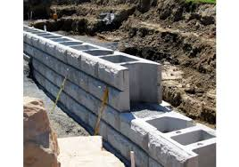 Small Picture Interlocking Block Retaining Wall System Concrib Richlands QLD 4077