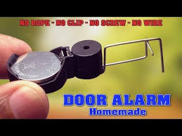 diy alarm siren simple noise maker Alarm Wiring Diagram For A Homemade Audiovox Car Alarm Wiring Diagram