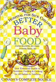 Better Baby Food Your Essential Guide To Nutrition Feeding