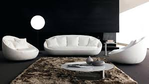 contemporary loveseats sofas Home Interior d898info