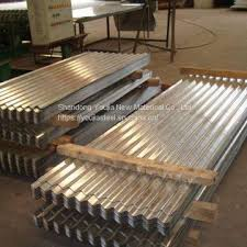 construction roof corrugated steel sheet zinc coated roofing metal galvanized corrugated steel sheet metal of steel coil plate from china suppliers