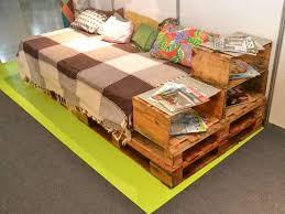 Como Hacer Un Sofá Cama Con Palets, ¡te Vamos A Sorprender!