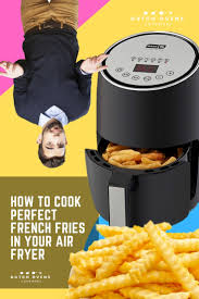 How To Cook Perfect Air Fryer Frozen French Fries Dutch