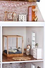 From a designer dollhouse by Linzi Macdonald. Photography by Sam  McAdam-Cooper.