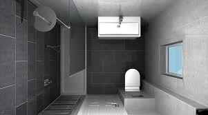 a walk in shower enclosure is a space efficient solution for small bathrooms