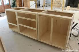 diy kitchen furniture. Building DIY Kitchen Cabinets Diy Furniture