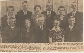 SODERGREN FAMILY HISTORY: DUNCAN FAMILY HISTORY