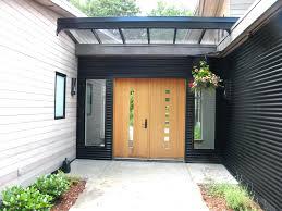 front door inspirations front door exciting front door canopy glass contemporary fresh today door design