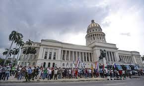 Cuba denounces US 'subversion' - Global ...