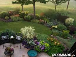 Small Picture Landscaping Ideas Golf Course Garden YardSharecom