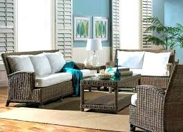 wicker furniture for sunroom. Indoor Sunroom Furniture Rattan Wicker Arrangement Non For