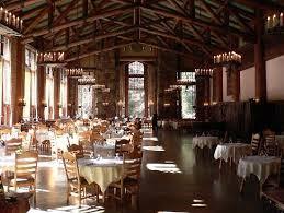 Ahwahnee Dining Room Interesting Design