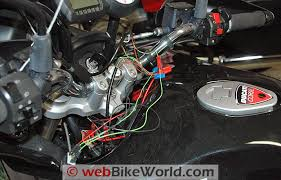 clearwater glenda led lights review webbikeworld driving lights wiring before