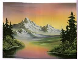 bob ross new joy of painting