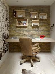 diy wall mounted desk for a pleasent job8 diy