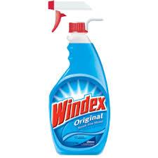 windex window cleaner