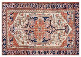 antique rugs in scottsdale persian serapi rug