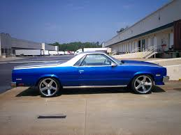 grench1 1983 Chevrolet El Camino's Photo Gallery at CarDomain