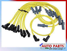 dodge ram 1500 ignition wires spark plug wires ram 1500 2500 3500 truck van 94 03 v8 5 2l 5 9l made in usa fits dodge ram 1500