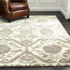 wool area rugs 8x10 neutral geometric rug crate and barrel for wool area rugs remodel 6