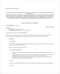 Basic Contract Outline 43 Basic Contract Templates Google Docs Word Apple